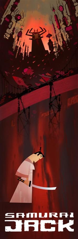 """Samurai Jack"" - Movie Poster (thumbnail)"