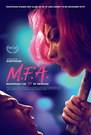 M.F.A. - Movie Poster (thumbnail)