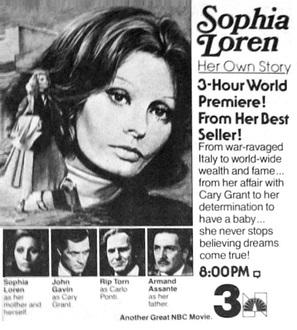 Sophia Loren: Her Own Story - poster (thumbnail)