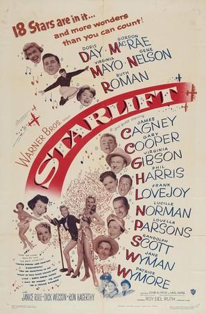 Starlift - Movie Poster (thumbnail)