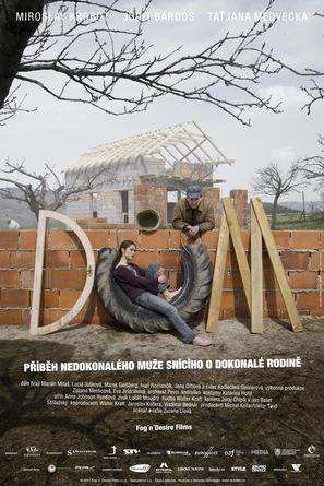Dom - Czech Movie Poster (thumbnail)