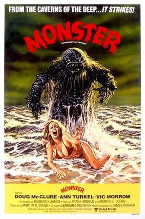 Humanoids from the Deep - Movie Poster (thumbnail)