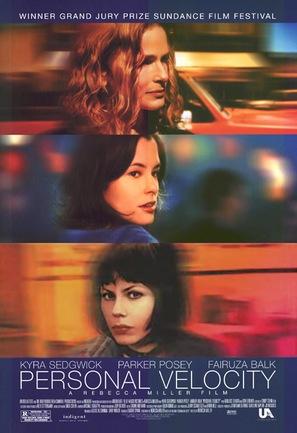 Personal Velocity: Three Portraits - Movie Poster (thumbnail)