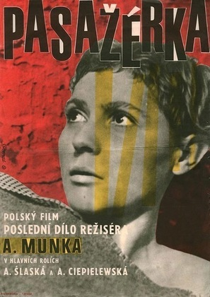 Pasazerka - Czech Movie Poster (thumbnail)