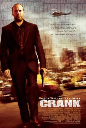 Crank - Movie Poster (thumbnail)