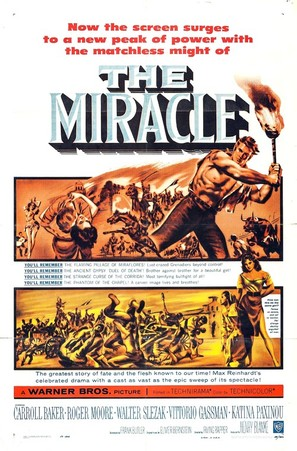 The Miracle - Movie Poster (thumbnail)
