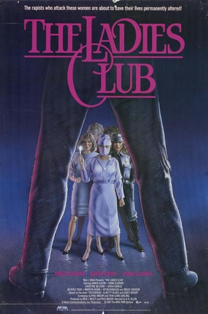The Ladies Club - VHS movie cover (thumbnail)