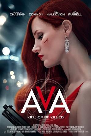 Ava - Movie Poster (thumbnail)
