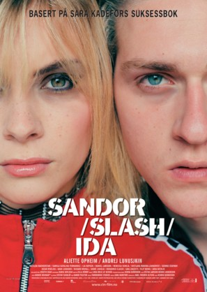 Sandor slash Ida - Norwegian poster (thumbnail)