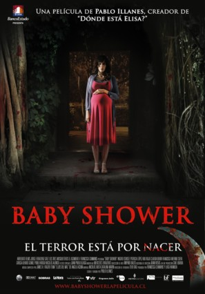 Baby Shower - Chilean Movie Poster (thumbnail)