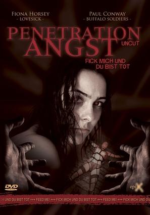Penetration Angst - German poster (thumbnail)