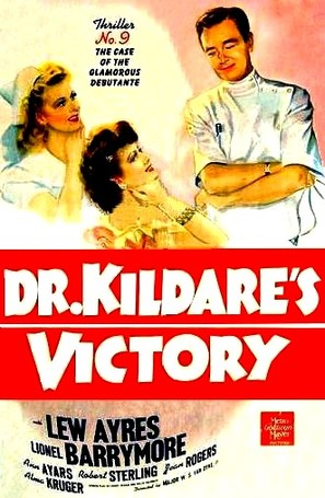 Dr. Kildare's Victory - Movie Cover (thumbnail)