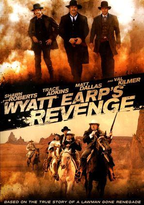 Wyatt Earp's Revenge - DVD cover (thumbnail)