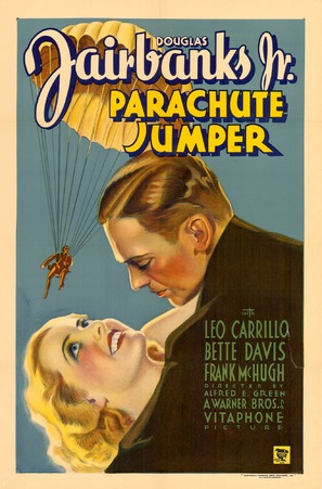 Parachute Jumper - Movie Poster (thumbnail)