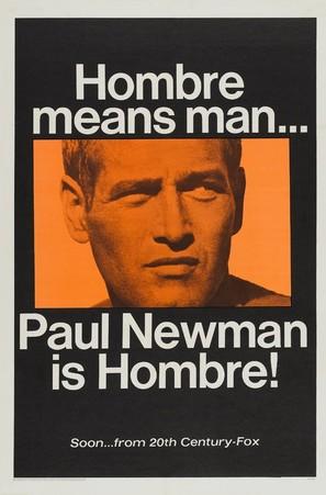 Hombre - Advance poster (thumbnail)