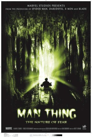 Man Thing - Movie Poster (thumbnail)