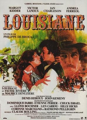 Louisiana - French Movie Poster (thumbnail)