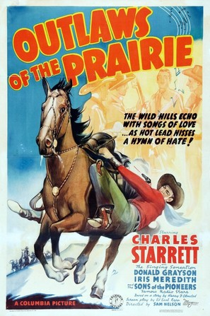 Outlaws of the Prairie - Movie Poster (thumbnail)
