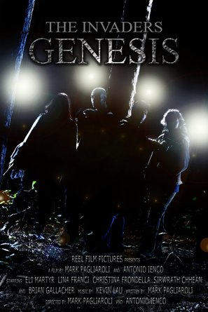 The Invaders: Genesis - Canadian Movie Poster (thumbnail)