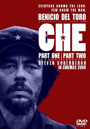 Che: Part Two - DVD movie cover (thumbnail)