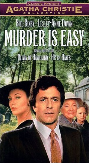Murder Is Easy - VHS cover (thumbnail)