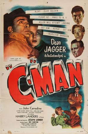 C-Man - Movie Poster (thumbnail)