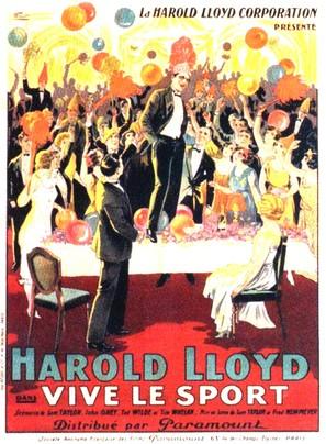 The Freshman - French Movie Poster (thumbnail)