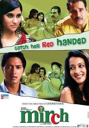 Mirch - Indian Movie Poster (thumbnail)