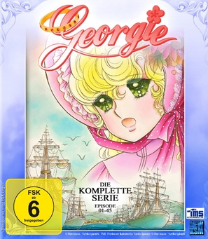 """Lady Georgie"" - German Blu-Ray movie cover (thumbnail)"