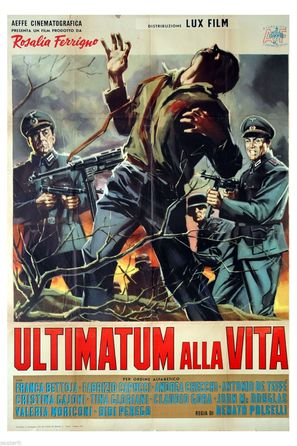 Ultimatum alla vita - Italian Movie Poster (thumbnail)