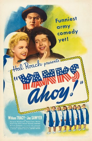 Yanks Ahoy - Movie Poster (thumbnail)