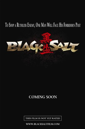 Black Salt - Movie Poster (thumbnail)