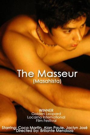 Masahista - Philippine Movie Poster (thumbnail)