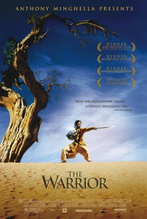 The Warrior - Movie Poster (thumbnail)