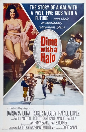Dime with a Halo - Movie Poster (thumbnail)