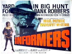 The Informers - British Movie Poster (thumbnail)