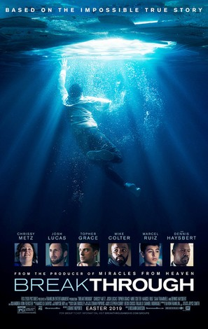 Breakthrough - Movie Poster (thumbnail)
