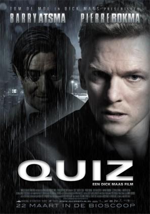Quiz - Dutch Movie Poster (thumbnail)