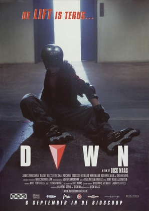 Down - Dutch Movie Poster (thumbnail)