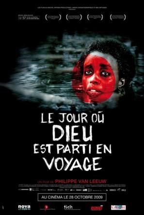 Le jour où Dieu est parti en voyage - French Movie Poster (thumbnail)