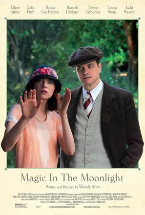 Magic in the Moonlight - Movie Poster (thumbnail)