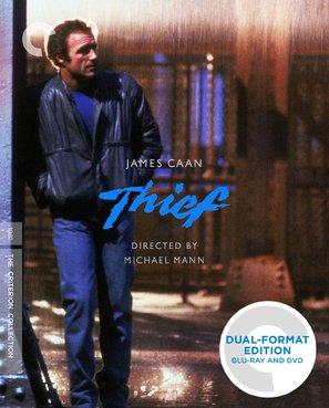 Thief - Blu-Ray movie cover (thumbnail)