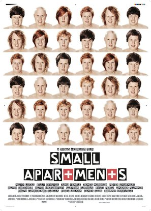 Small Apartments - Movie Poster (thumbnail)