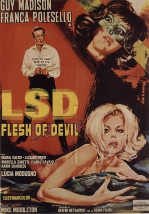 LSD - La droga del secolo - Movie Poster (thumbnail)