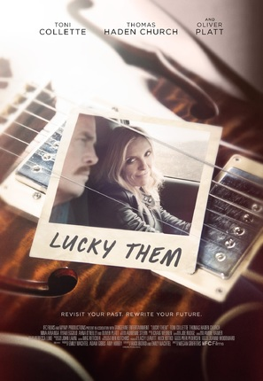 Lucky Them - Movie Poster (thumbnail)