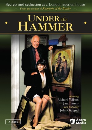 """""""Under the Hammer"""" - DVD cover (thumbnail)"""