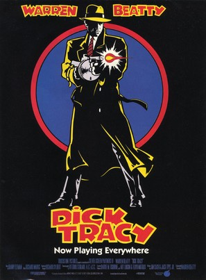 Dick Tracy - Movie Poster (thumbnail)