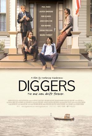 Diggers - Movie Poster (thumbnail)
