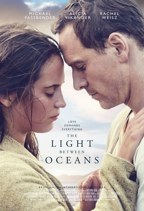 The Light Between Oceans - British Movie Poster (thumbnail)