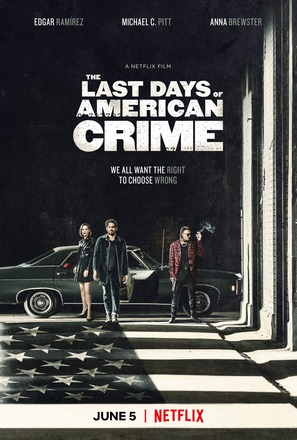 The Last Days of American Crime - Movie Poster (thumbnail)